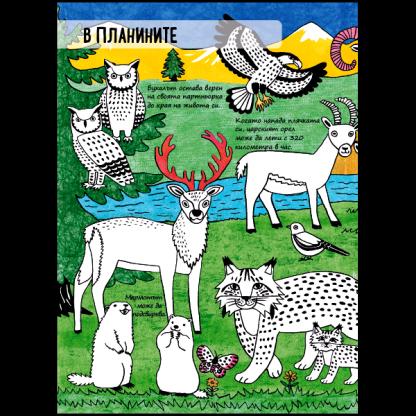 Моята малка енциклопедия Животни - страница