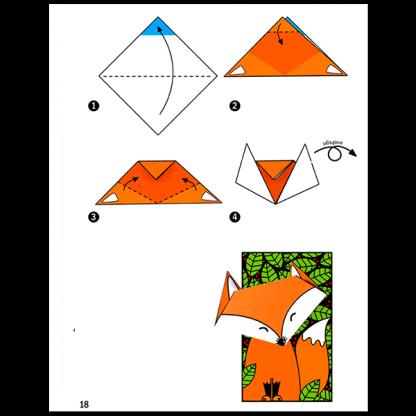 Крокотак: Оригами за деца - 7-10 години - страница 2